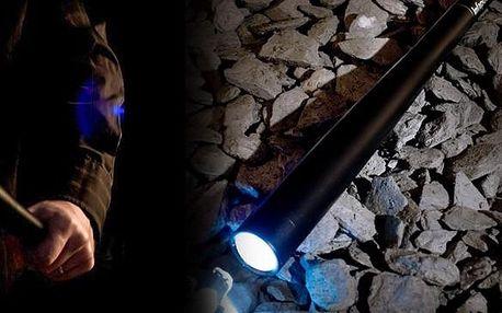 LED baterka - obušek