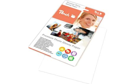 Peach Premium Photo Glossy Paper PIP100-07, A4, 260g/m2, 25ks