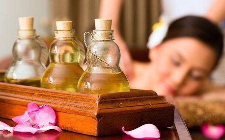 Výběr z 8 druhů hodinových masáží ve Wellness poradně v Opavě