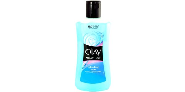Olay Essentials Refreshing Toner 200ml Čisticí voda W Pro všechny typy pleti