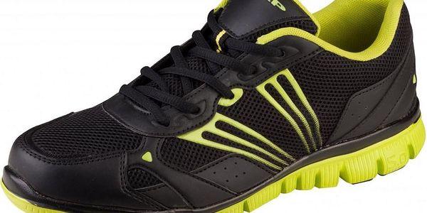 Pánská běžecká obuv LOAP JOYNER I black/green 45