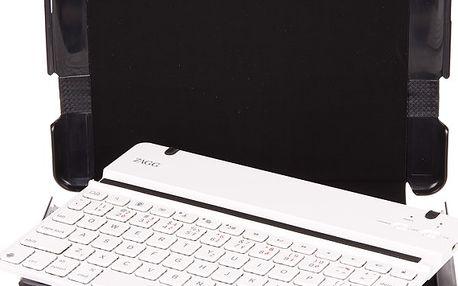 ZAGGfolio pro Samsung Galaxy Tab 10.1 CZ - kryt, klávesnice a stojan v jednom
