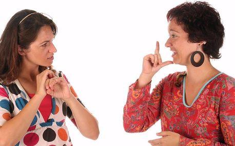 2měsíční kurz základů českého znakového jazyka