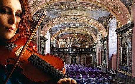 Koncerty v Zrcadlové kapli Klementina 2016