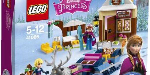 LEGO® Disney Princess™ 41066 Dobrodružství na saních s Annou a Kristoffem
