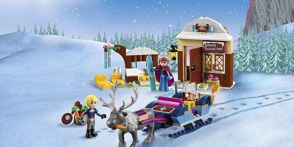LEGO® Disney Princess™ 41066 Dobrodružství na saních s Annou a Kristoffem2