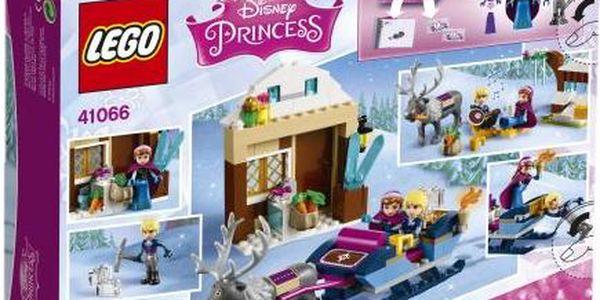 LEGO® Disney Princess™ 41066 Dobrodružství na saních s Annou a Kristoffem3