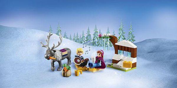 LEGO® Disney Princess™ 41066 Dobrodružství na saních s Annou a Kristoffem4