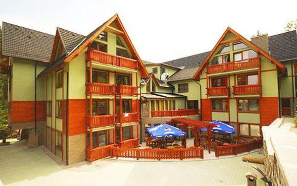 Apartmánový dom Fatrapark