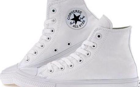 Boty Converse Chuck Taylor II HI white/white