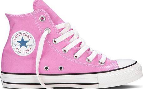 boty Converse Chuck Taylor All Star HI růžová 40