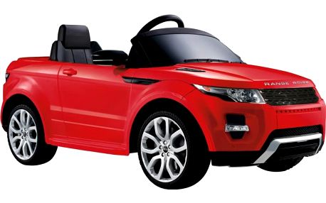 Buddy Toys BEC 8027 Rover Red