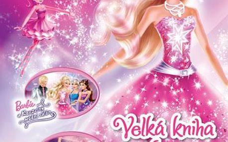 Barbie - Velká kniha zábavy 3 • Úkoly • pexeso • hádanky • omalovánky