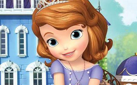 Sofie První - Velká kniha zábavy • Příběhy • hádanky • omalovánky • pexeso