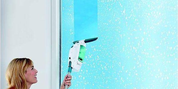 Čistič oken Leifheit Window Cleaner 51147 + oboustranný mop2