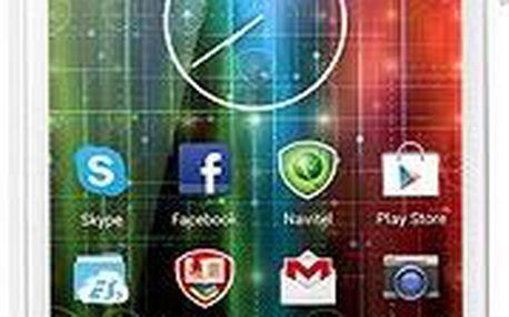Prestigio MultiPhone 3400 DUO bílý