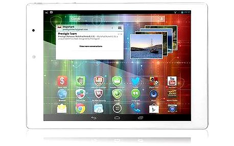 Prestigio MultiPad 4 Quantum 7.85 3G | PMP5785C3G bílý