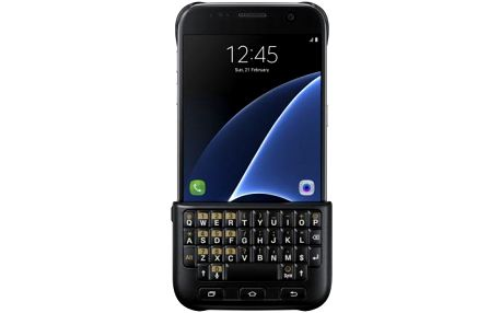 Samsung s klávesnicí pro Galaxy S7 (EJ-CG930U) (EJ-CG930UBEGGB)