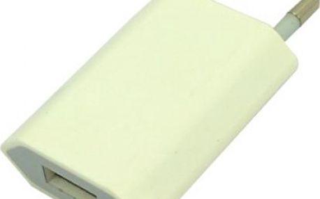 Adaptér do EU zásuvky s USB portem