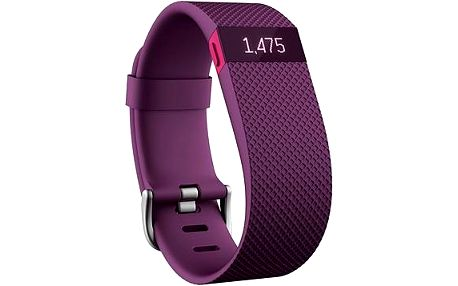 Fitbit Charge HR Large Plum