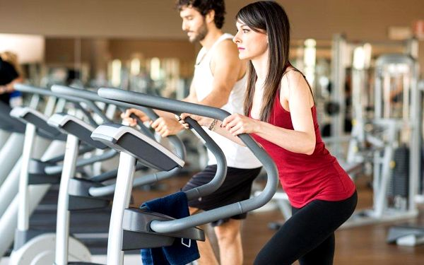 Fitness centrum Switching
