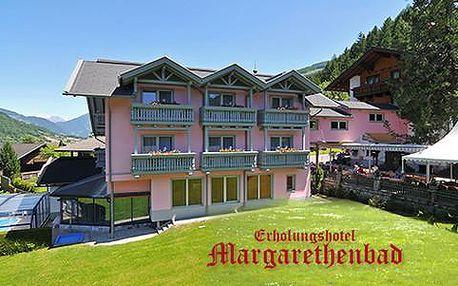 Neomezený wellness pobyt pro dvě osoby v lázeňském hotelu Margarethenbad**** v Rakousku