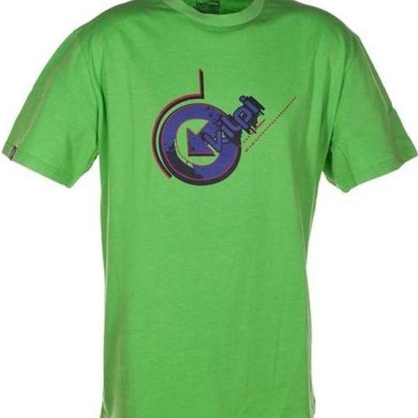 Pánské tričko KILPI NAVAIS zelená