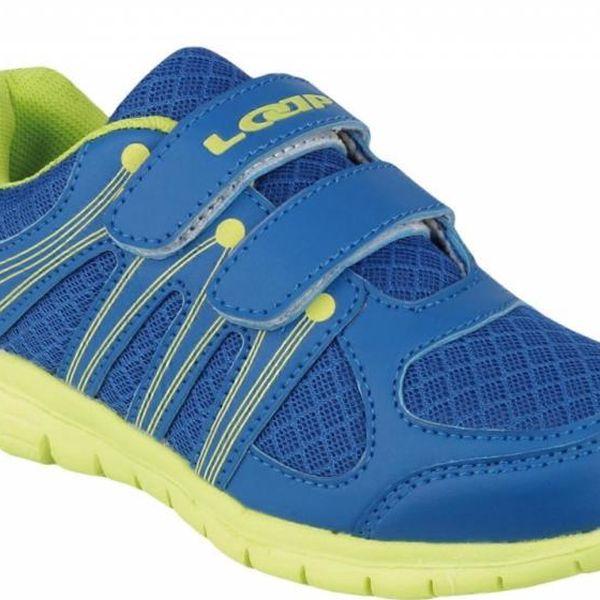 Dětská sportovní obuv NERA modrá 34