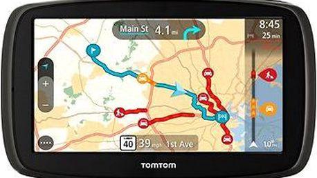 TomTom GO 60 Europe LIFETIME mapy