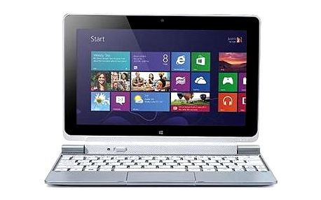 Acer Iconia Tab W510-27602G06iss 64GB + Dock