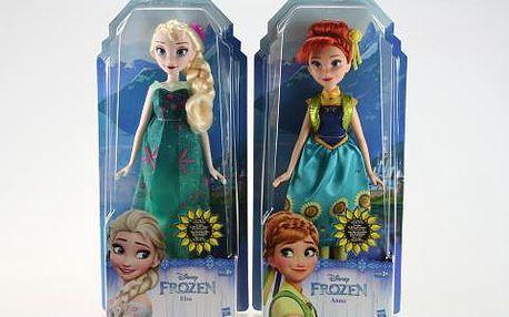 Frozen Fever panenka