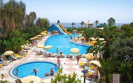 Turecko, oblast Alanya, doprava letecky, all Inclusive, ubytování v 5* hotelu na 8 dní
