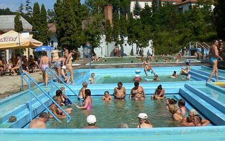 Slovensko, oblast Střední Slovensko, doprava vlastní, plná penze, ubytování v 3* hotelu na 5 dní