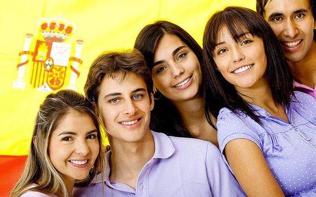 Týdenní intenzivní kurz španělštiny v Madridu