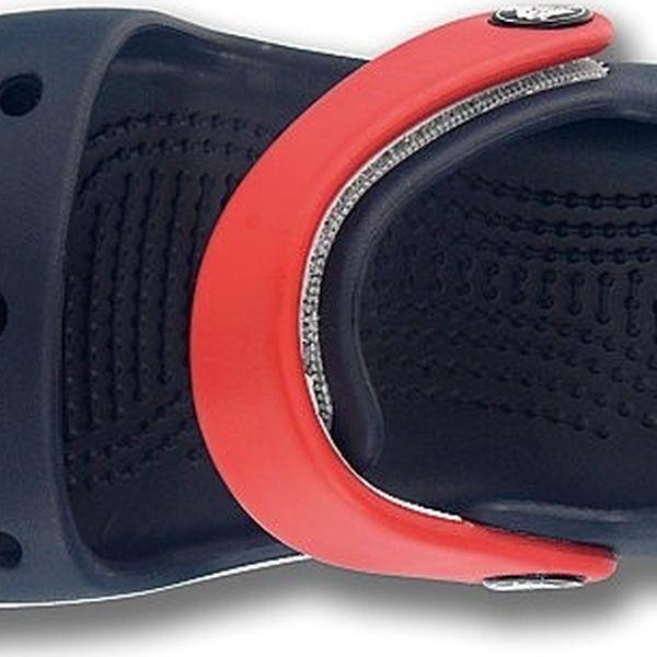 Crocs Crocband Sandal Kids - Navy/Red, C7 (23-24)2