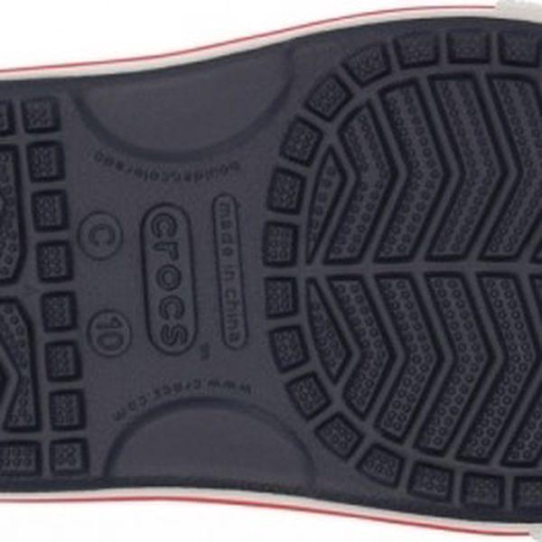 Crocs Crocband II Sandal - Navy/White, C6 (22-23)5