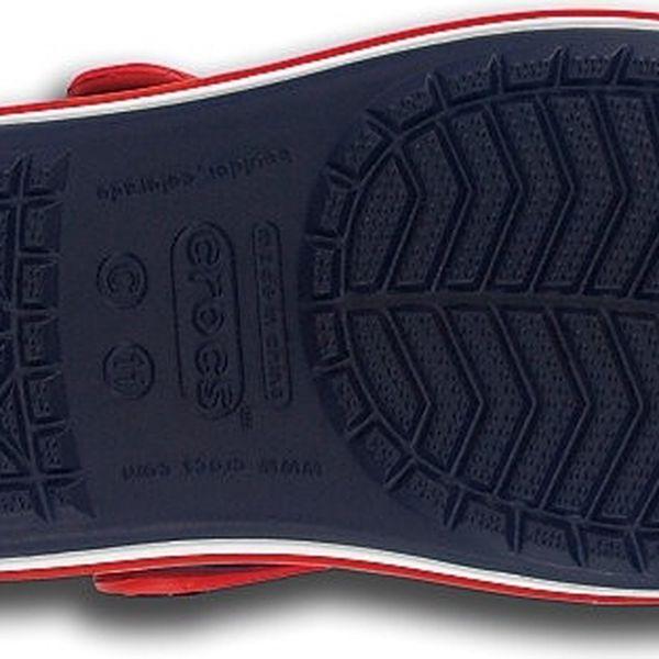 Crocs Crocband Sandal Kids - Navy/Red, C7 (23-24)3