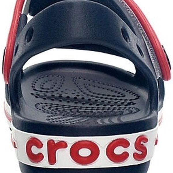 Crocs Crocband Sandal Kids - Navy/Red, C7 (23-24)4