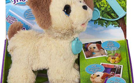 Hasbro Fur Real Friends kakající pejsek
