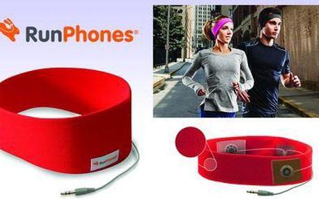AcousticSheep RunPhones® Classic Red L RC2RL