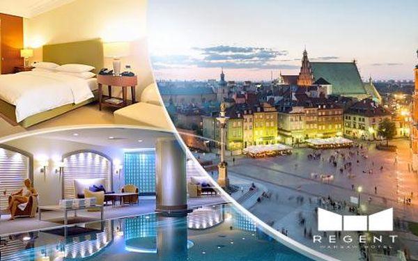 Regent Warsaw Hotel*****