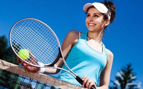 Vypletení tenisové rakety špičkovým výpletem