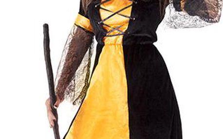 Kostým čarodějnický pro dospělé, vel. S