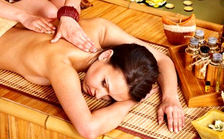 Masáž dle výběru od egyptského maséra