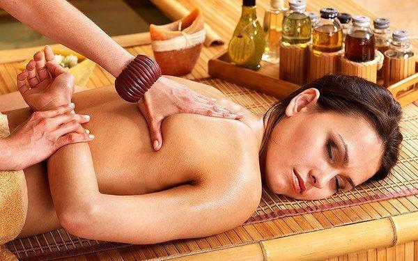 Uvolňující masáže dle vlastního výběru v délce 60 nebo 90 minut2