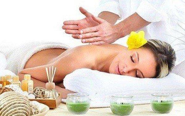 Uvolňující masáže dle vlastního výběru v délce 60 nebo 90 minut5