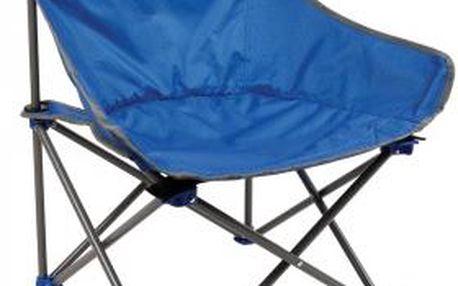 COLEMAN Kempingová židle KICKBACK CHAIR (modrá s puntíky)