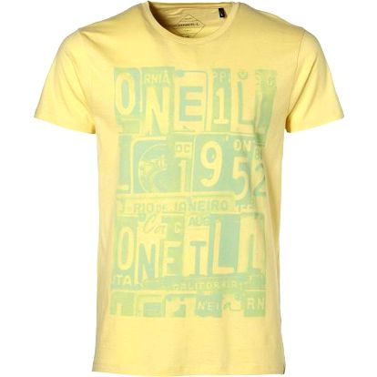 O'Neill LM Licence To Chill S/SLV Gold Haze S