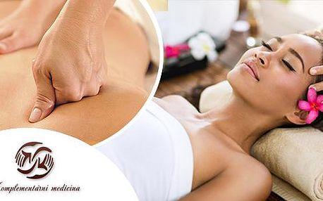 60min. tibetská bodová masáž! Reflexoterapie na stabilizaci funkce orgánů a odstranění bolestí - Praha 1!