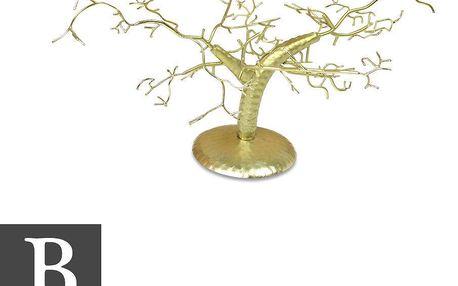 Šperkovnice zlatý strom